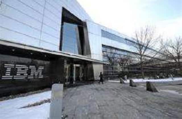 IBM announced Monday it experienced lower profits and sales for the third quarter.