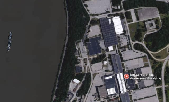 IBM's Poughkeepsie plant is along the Hudson River.