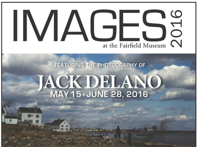 Several local photographers will exhibit their work in a juried show at Fairfield Museum and History Center.