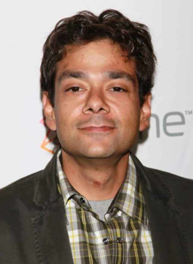 Actor Shaun Weiss, best known as Goldberg from the 'Mighty Ducks' films.