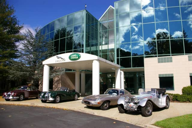 Jaguar Land Rover staying in Mahwah means big things for town's economy.