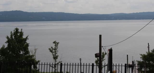 Hudson River near Haverstraw