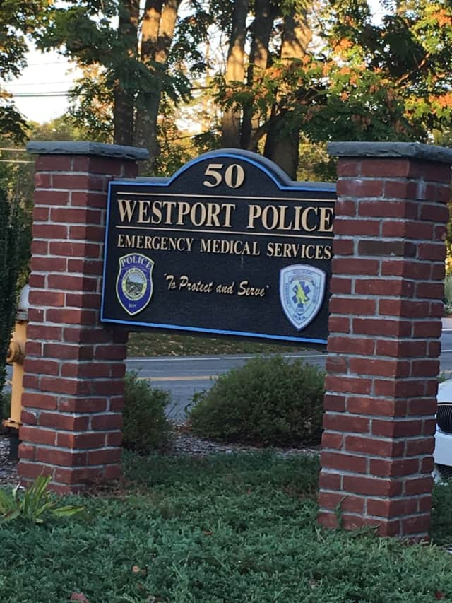Westport police charged a Westport juvenile in connection with threats made in an online chat room.