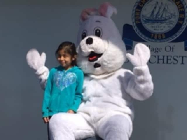 The Easter Bunny will visit Ridgewood on March 26.