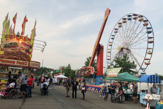The LEAD carnival is running in the west lot of the Garden State Plaza through June 9.