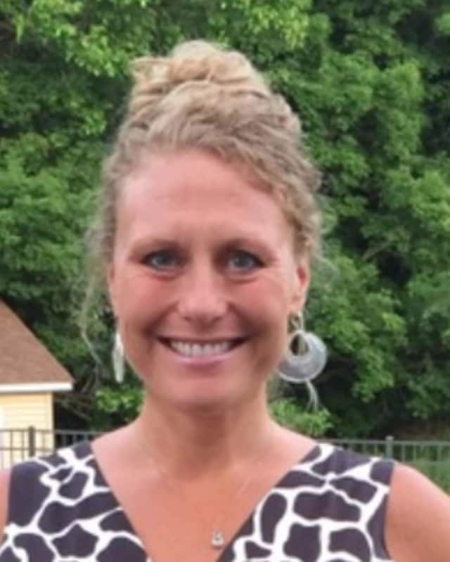 Christie Sablinski, LCSW, a social worker at LaGrange Middle School.