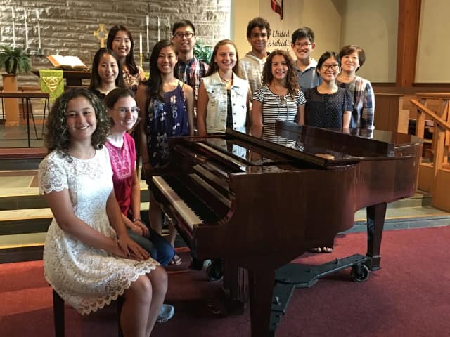Piano students from Fairfield, Westport and Wilton will play a concert Sept. 18 in Fairfield to raise money for a camp for kids with cancer.