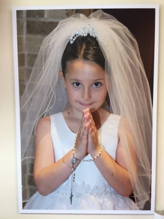 Robert Porto's granddaughter's christening.