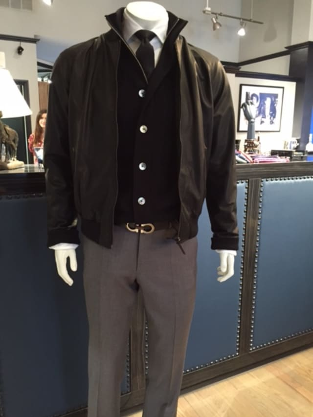 Fred's In Rye is a new men's clothing store.