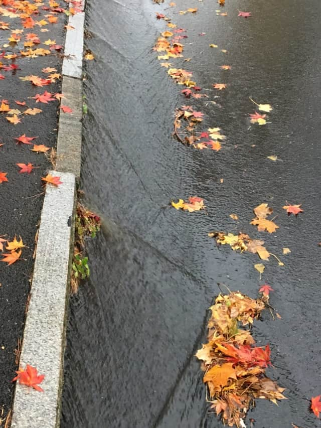 Rain, sleet and snow could combine to create slippery conditions across Fairfield County as we enter the Thanksgiving holiday weekend.