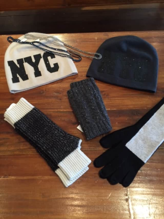 When inquiring as to the most popular items sold this past Black Friday and Small Business Saturday, accessories were a hit with Rye shoppers. Rye shoppers bought scarves, hats, fingerless gloves and beaded, sparkly necklaces.