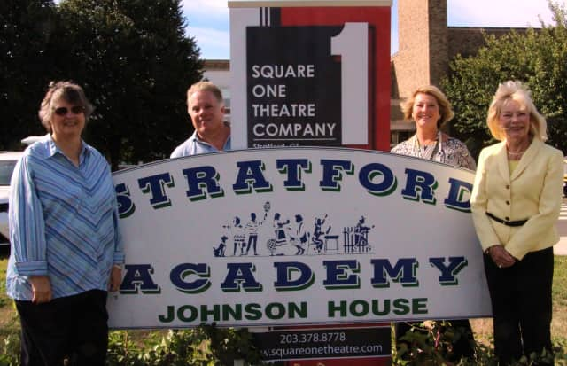 The Square One Theatre Company has found a new home at the Stratford Academy's Johnson House.
