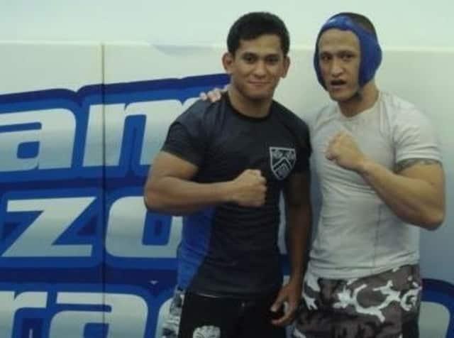 The Abrecea brothers opened Abrecea Brazilian Jiu Jitsu Martial Arts & Fitness Academy in Bergenfield.
