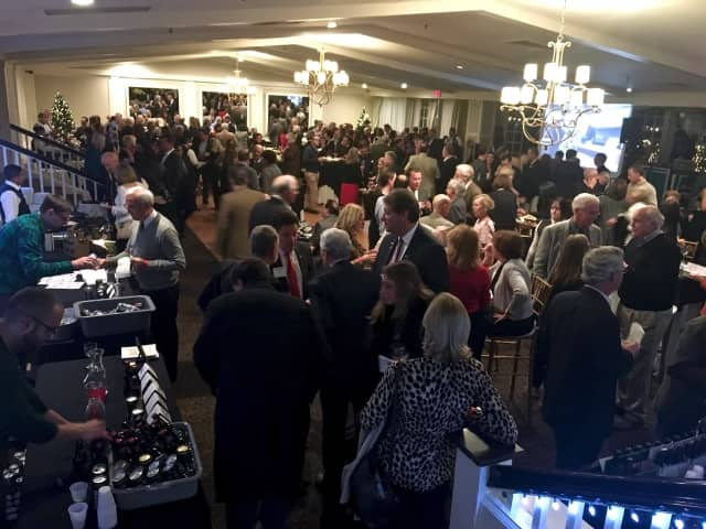 The Westport Sunrise Rotary's 27th Annual Wine Tasting raises money to benefit a number of local charities.