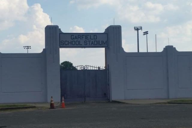Garfield could receive state funds to help restore the outer wall of the historic stadium at Garfield High School.