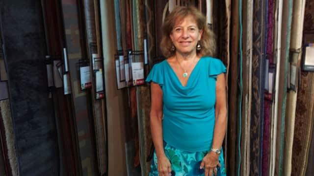 Judy Kane of Carpet One.