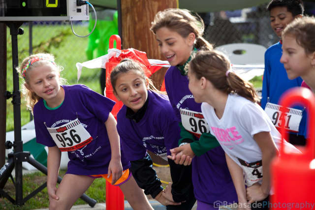 Young runners will take their marks on Oct. 24.