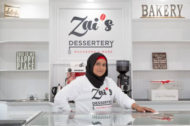 Zai's Dessertery recently opened in Dumont.
