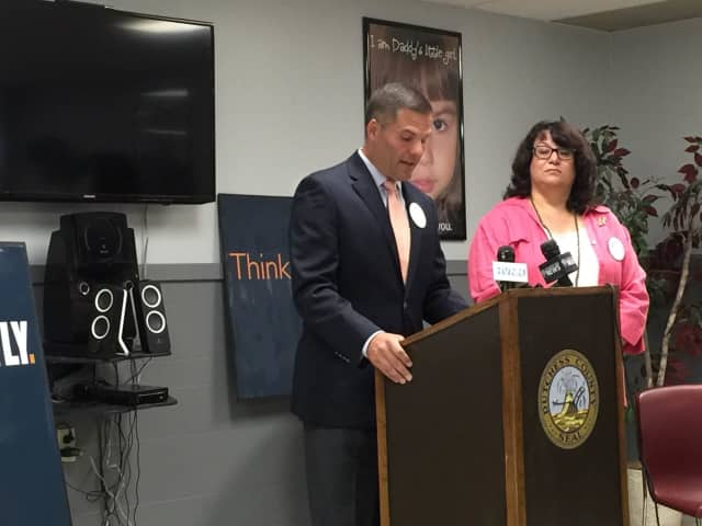 Dutchess County Executive Marcus J. Molinaro announced his appointment of Toni-Marie Ciarfella to the county's newly created deputy commissioner for special needs.