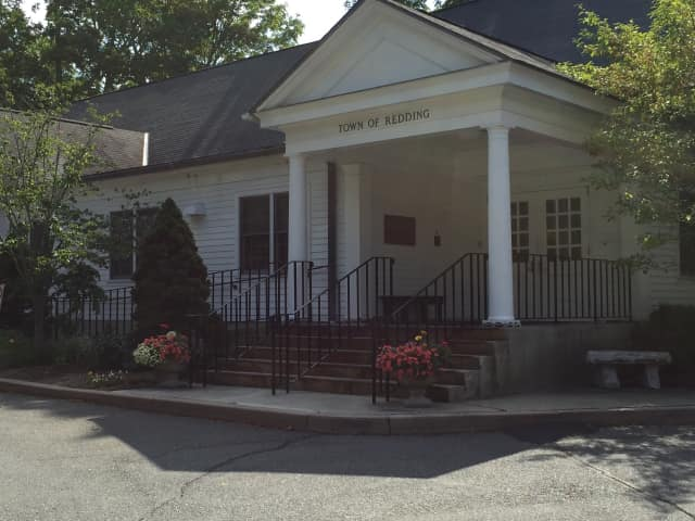 Redding Town Hall