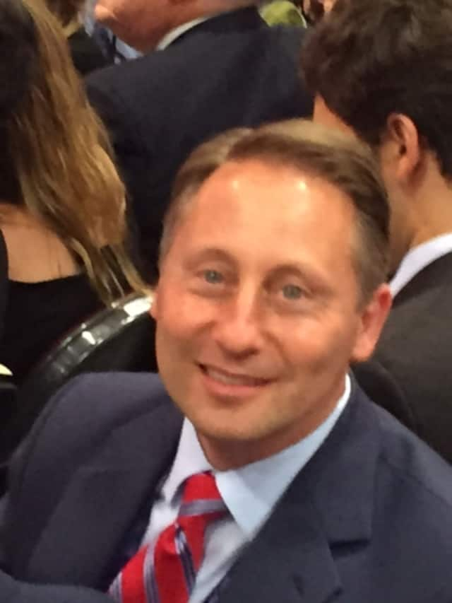Westchester County Executive Rob Astorino at the 2016 Republican Convention in Cleveland. Astorino and county government have received subpoenas from the U.S. Attorney's Office in a widening probe of corruption, according to multiple reports.