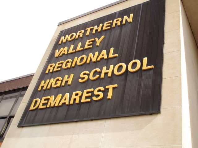 Northern Valley Regional High School at Demarest was ranked among New Jersey's best high schools.