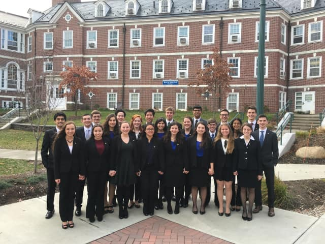 Trumbull High School's We the People team is almost ready for the national championships.