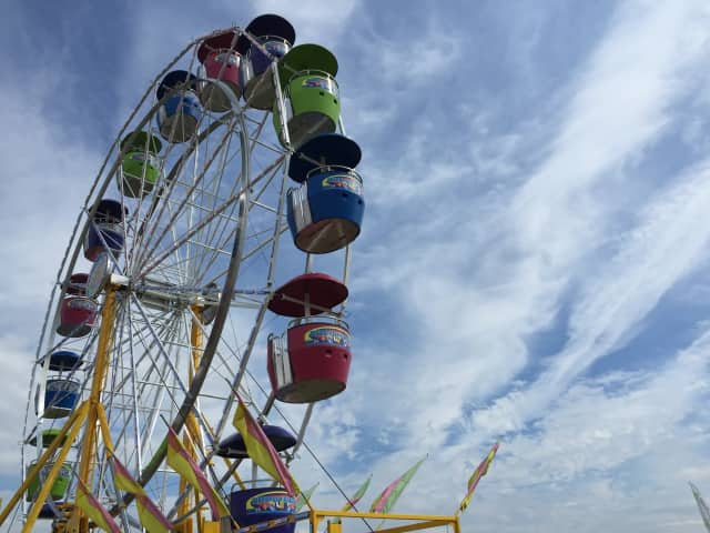 The carnival will feature rides, games of chance and food booths.