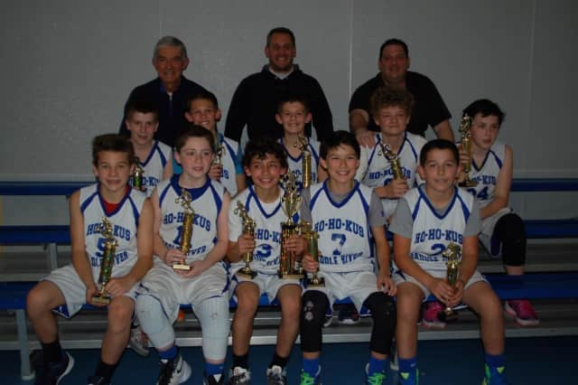 The Ho-Ho-Kus/Saddle River Sixth Grade Boys Travel Basketball team prevailed in the finals of their BTBL championship matchup against Mahwah.