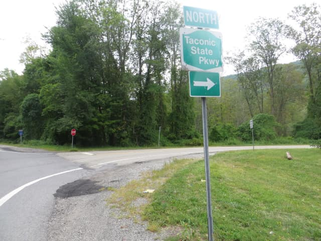 A serious multi-vehicle accident that involved at least one motorcycle resulted in the closure of a stretch of the northbound Taconic State Parkway in Putnam Valley on Sunday.