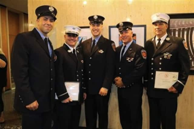 The New Rochelle Fire Department honored its own recently during the annual  Promotion and Awards ceremony.
