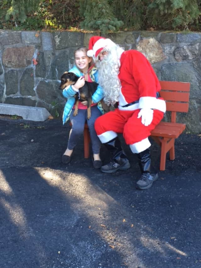 Santa Claus is coming to Bergenfield Saturday.