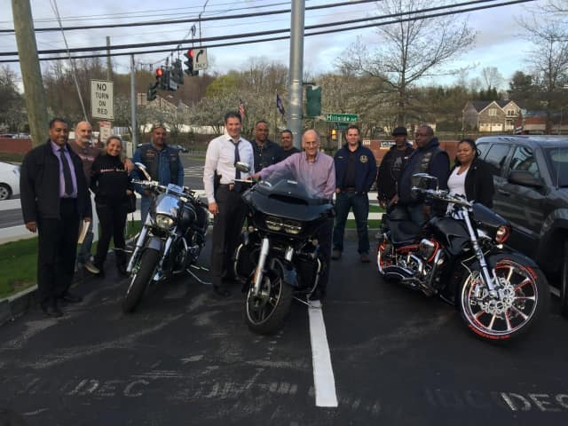 Greenburgh will be hosting an event on motorcycle safety.