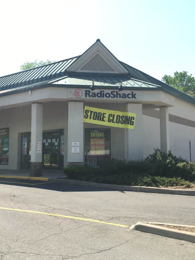 The Radio Shack in Wilton is closing.