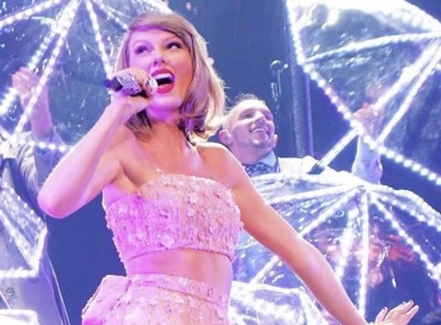Taylor Swift will perform in East Rutherford next year.