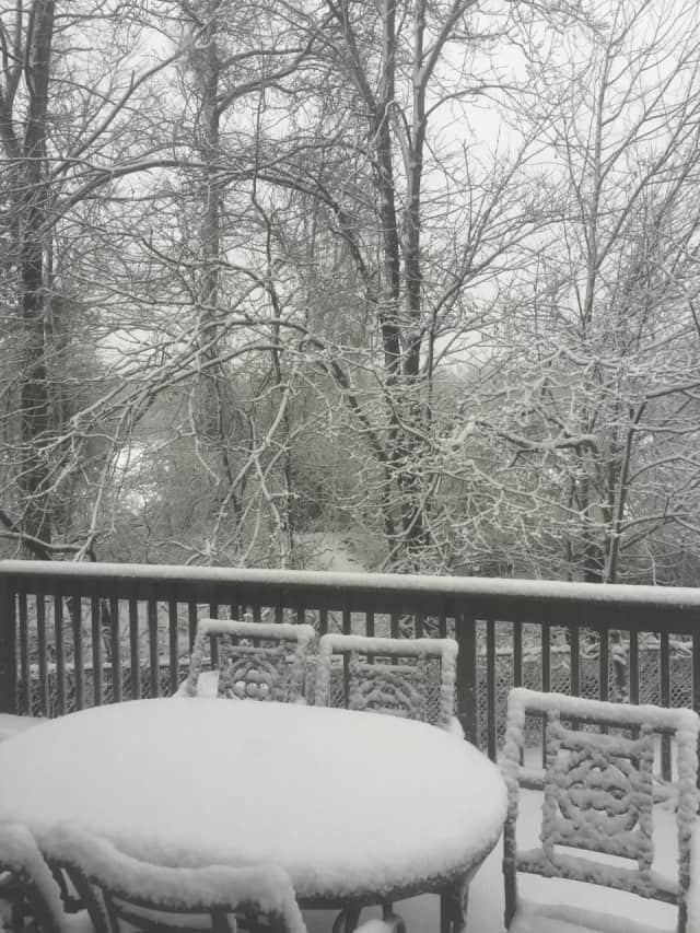 As much as a foot of snow may hit Briarcliff Manor this week.