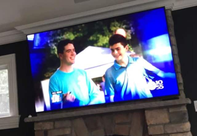 A recent segment of The Doctors focuses on how Upper Saddle River has rallied around two brothers who lost both their parents.