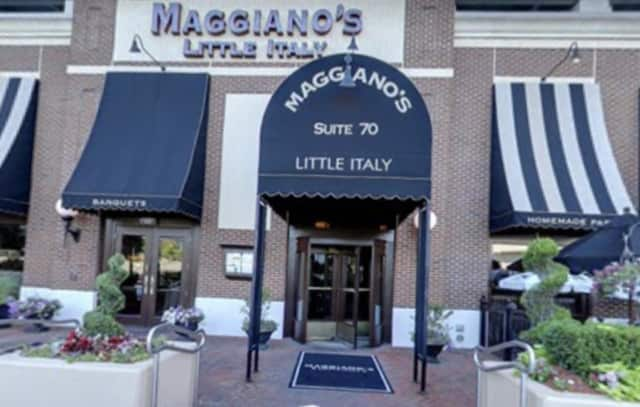 Maggiano's has made a list of top restaurants in the United States for group dining.