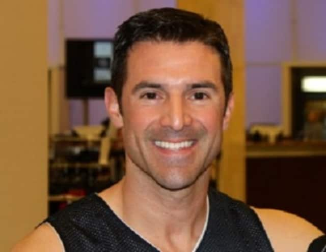 Stacy Geisinger interviewed fitness trainers Robert Forcelli.
