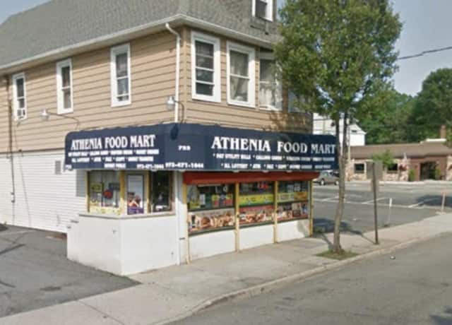Athenia Food Mart in Clifton sold a winning lottery ticket.