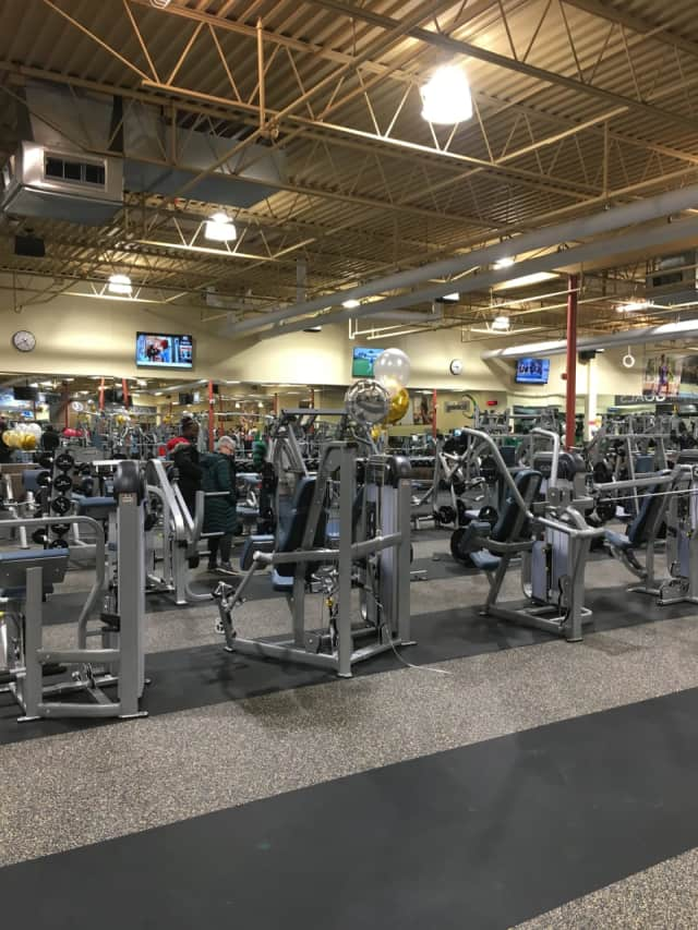 A 24 Hour Fitness has opened in Westchester.