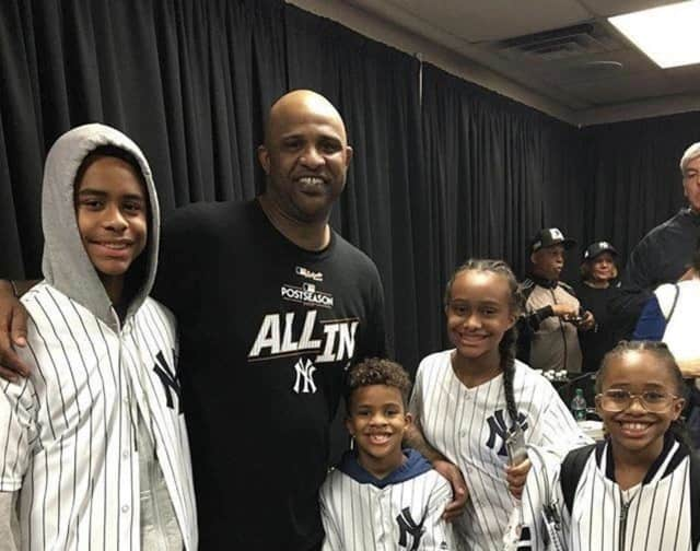 Yankee pitcher CC Sabathia lives in Alpine with his family.