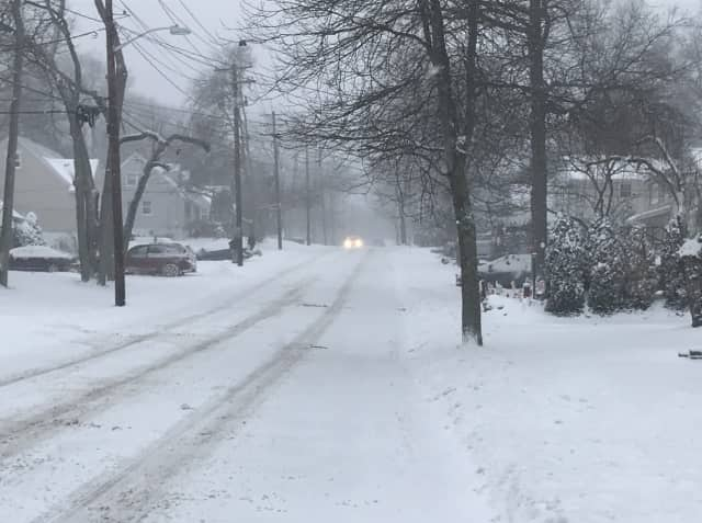 As a winter storm blasts the state, Gov. Chris Christie declared a state of emergency in New Jersey.