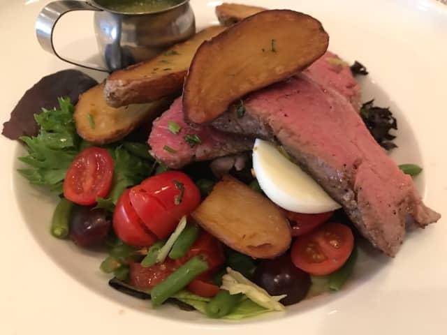 Bistro Salad. Courtesy Bloomingdale's White Plains.