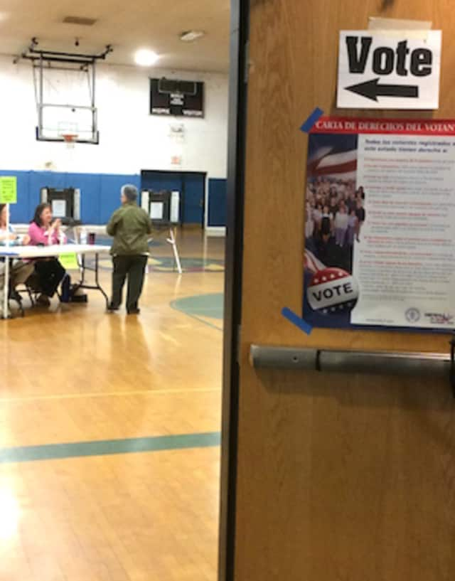 Danbury voters supported Donald Trump and Hillary Clinton in Tuesday's primary election.