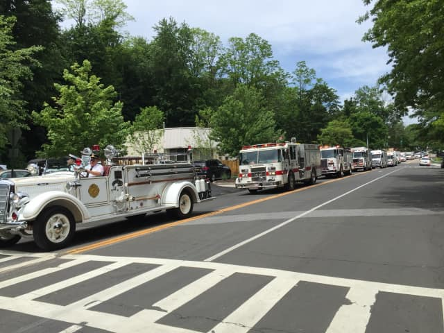 Briarcliff held its Memorial Day Parade on Monday.