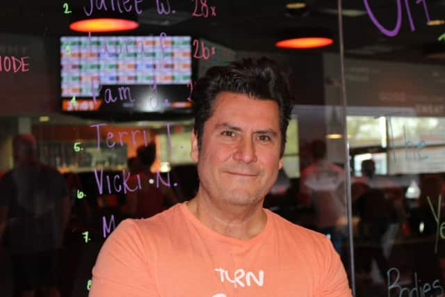 Mark Molina owns four Orangetheory Fitness franchises in Fairfield County.