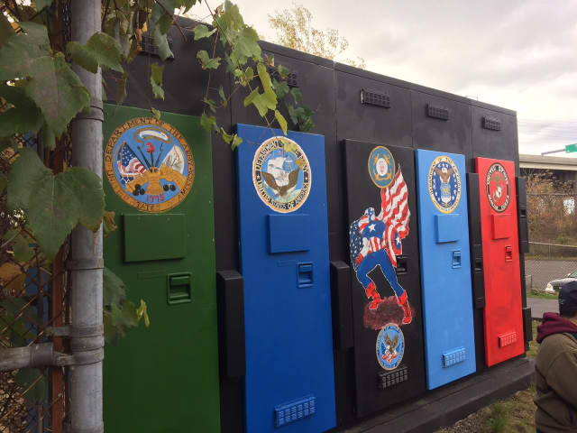 A Shelton Eagle Scout project involves collecting household items for Homes for the Brave. The organization in Bridgeport helps veterans who are working to get back to regular life after serving in the armed forces.