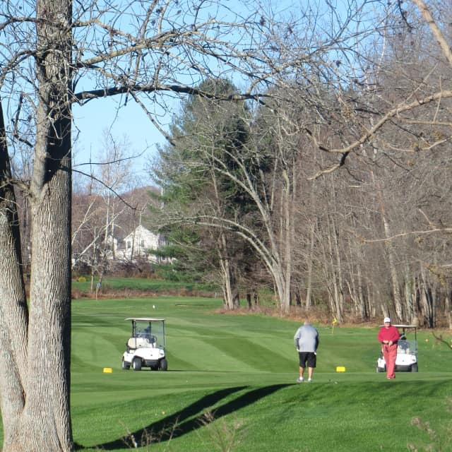 Golfers may want to take advantage of the warm weather this week.