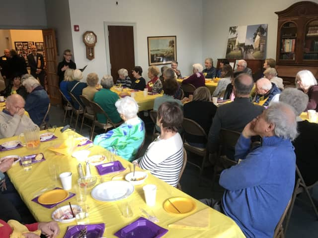 It Takes A Village had more than 50 people attended its third year anniversary celebration.